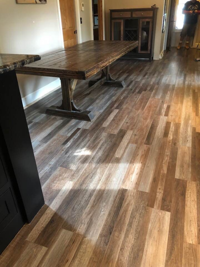 Rigid Core | Everlasting II | Brushed Hickory
